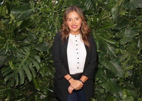 """""""As a Latina, I love politics and I like keeping up with current events. To see anything that is political happen in front of your eyes is really cool,"""" Cristela Alonzo says."""
