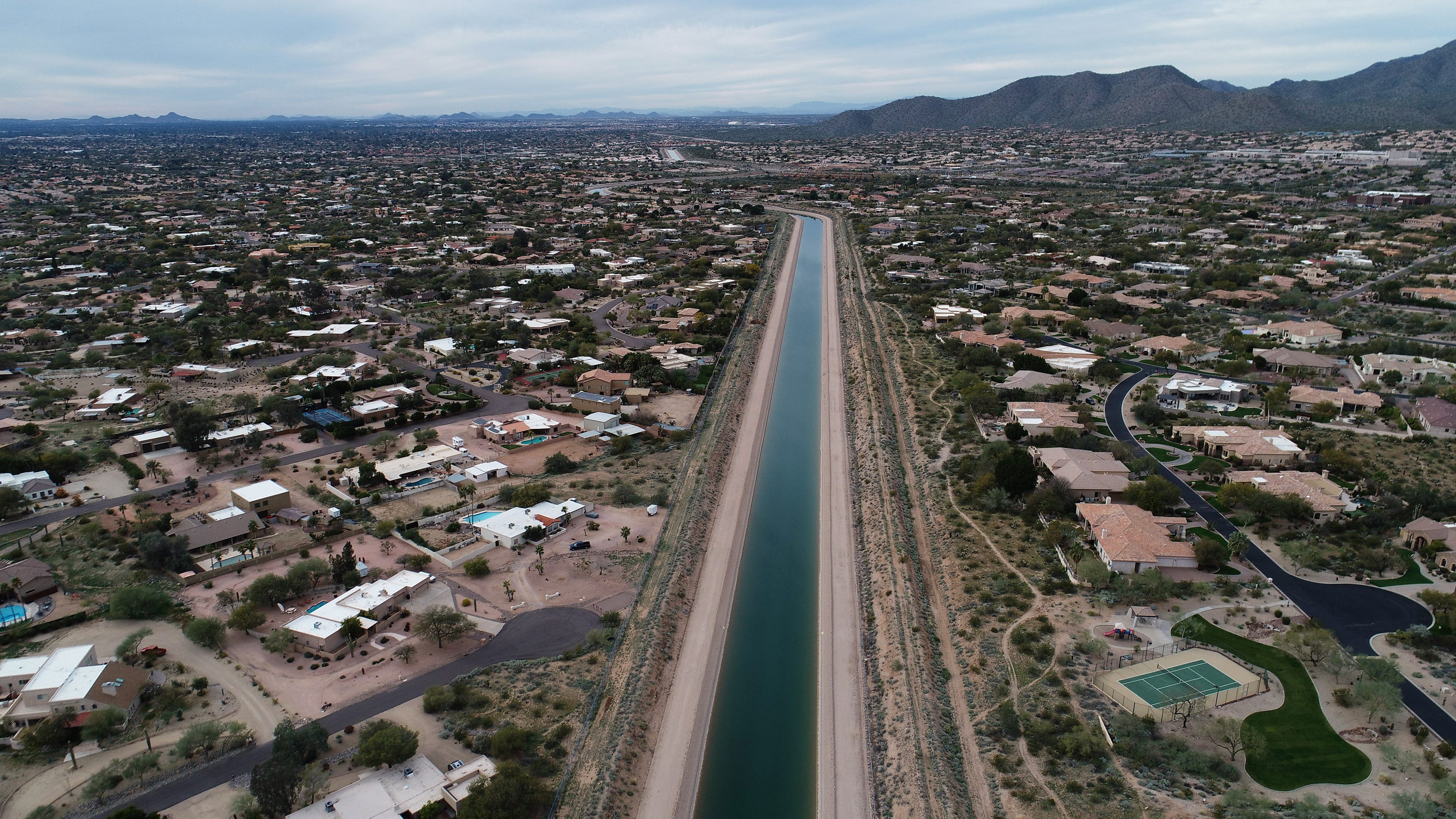 For decades, groundwater beneath Arizona's big cities has been spared. That's about to change