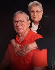 Richard and Effie Cochran were married for 66 years when he passed away on Nov. 22, 2019.