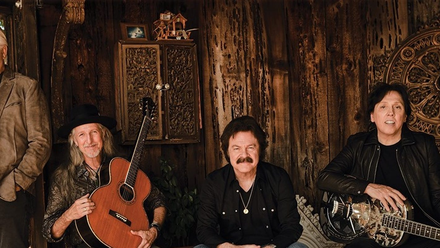 Doobie Brothers reschedule planned 50th anniversary tour; cancel Memphis date entirely