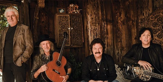 The Doobie Brothers will perform at the CenturyLink Center on Oct. 14.