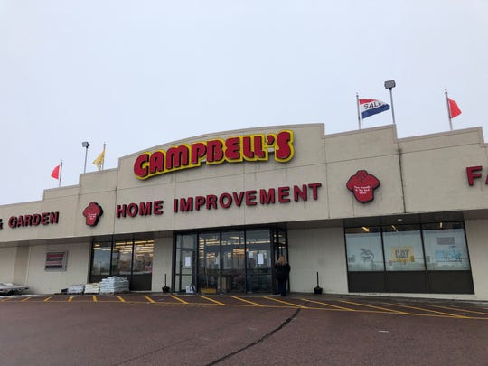 Campbell's Supply Co. in Sioux Falls, South Dakota