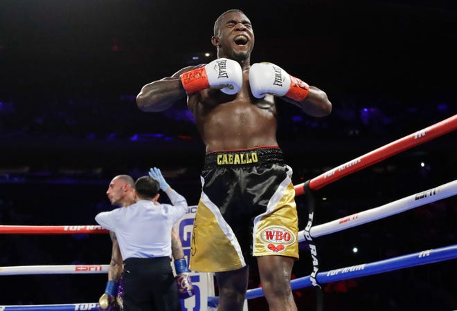 Carlos Adames, who is trained by Robert Garcia, will fight Patrick Teixeira on Saturday night in Las Vegas.