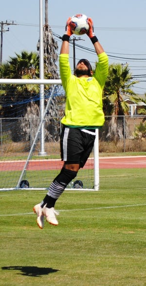 Former Channel Islands High star Salvador Perez, 23, has returned to competitive soccer to help the Oxnard College men's soccer team reach the Southern California regional finals.