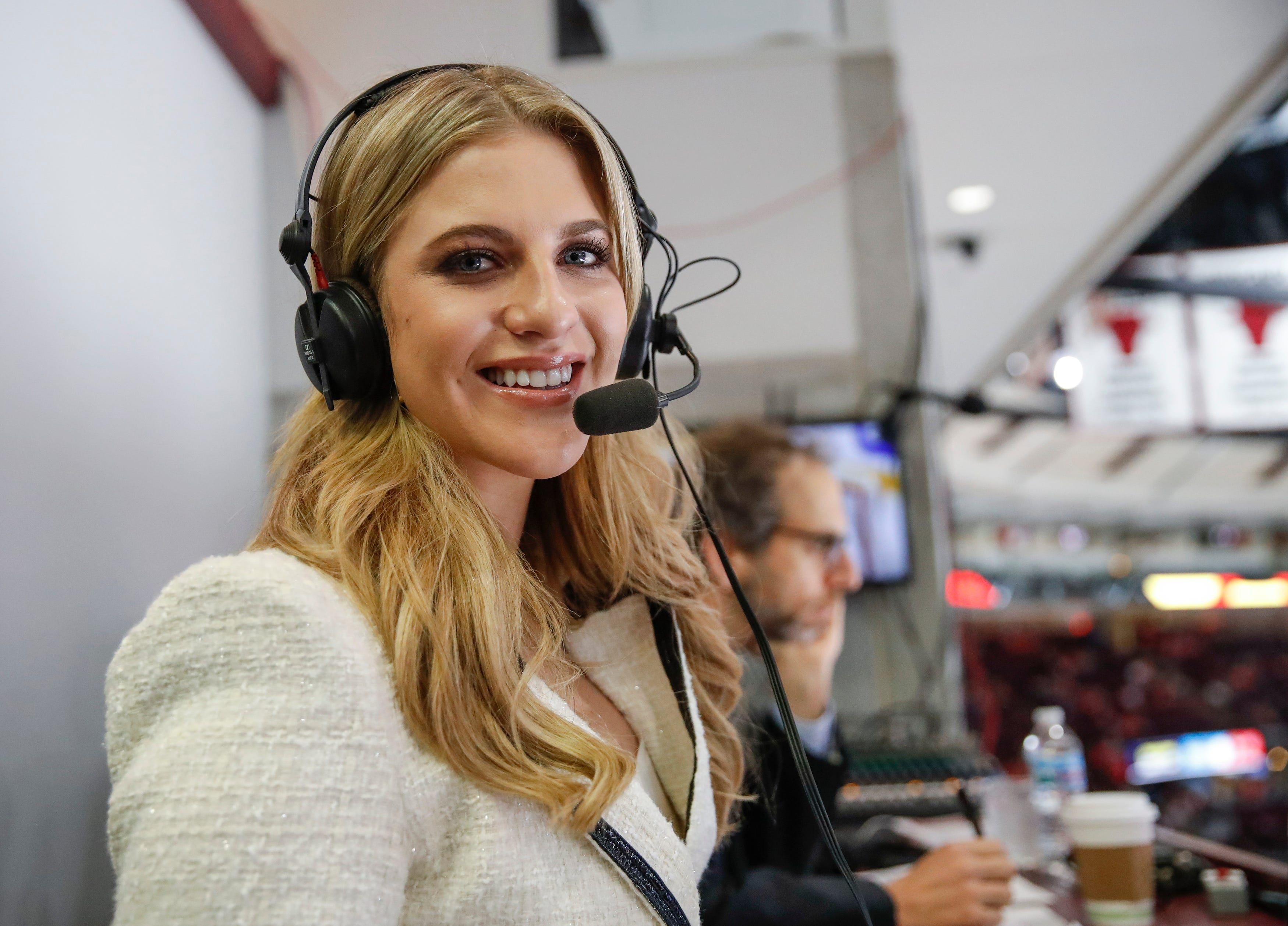 'Still a long way to go,' but women are gaining ground with new roles in the NHL