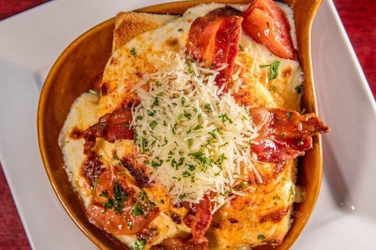 Louisville Hot Brown got its start at the Brown Hotel.
