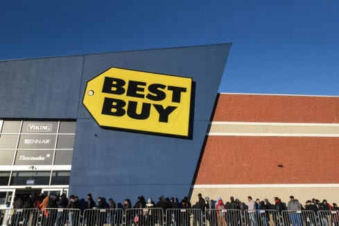 The best Best Buy Black Friday deals