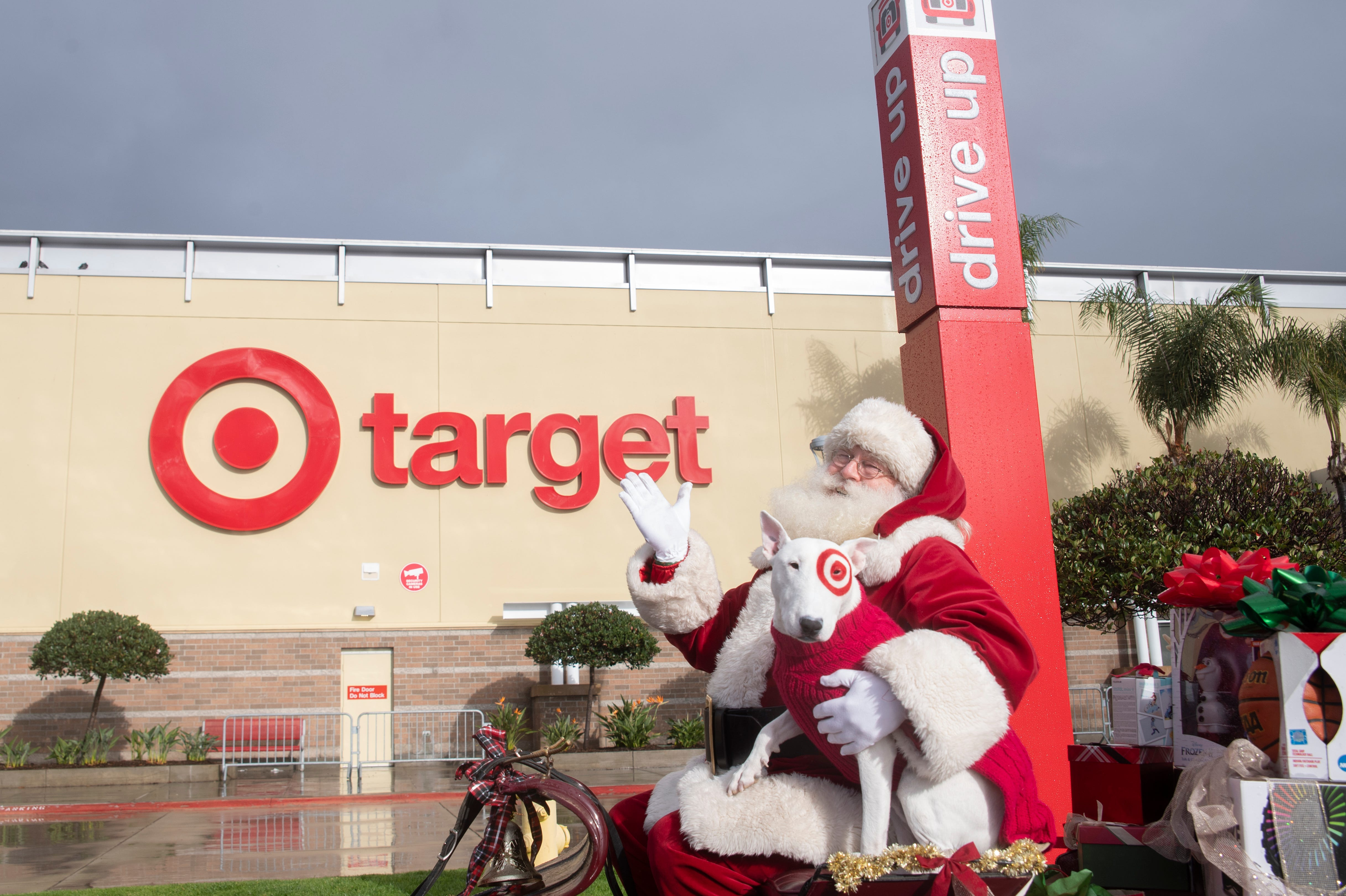 Target announces Christmas Eve ordering deadline for pickup and same-day delivery services