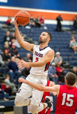 Galion's Isaiah Alsip picked up first team All-MOAC honors.