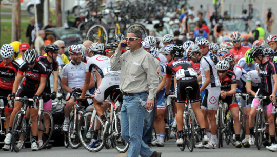 Dieter Drake, a veteran organizer of cycling events, will be the director the Register's Annual Great Bicycle Ride Across Iowa, RAGBRAI announced Sunday. Drake has organized more than 100 rides and cycling races over 15 years.