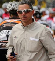 Dieter Drake, who has organized more than 100 rides and cycling races over 15 years, will be the new RAGBRAI director.