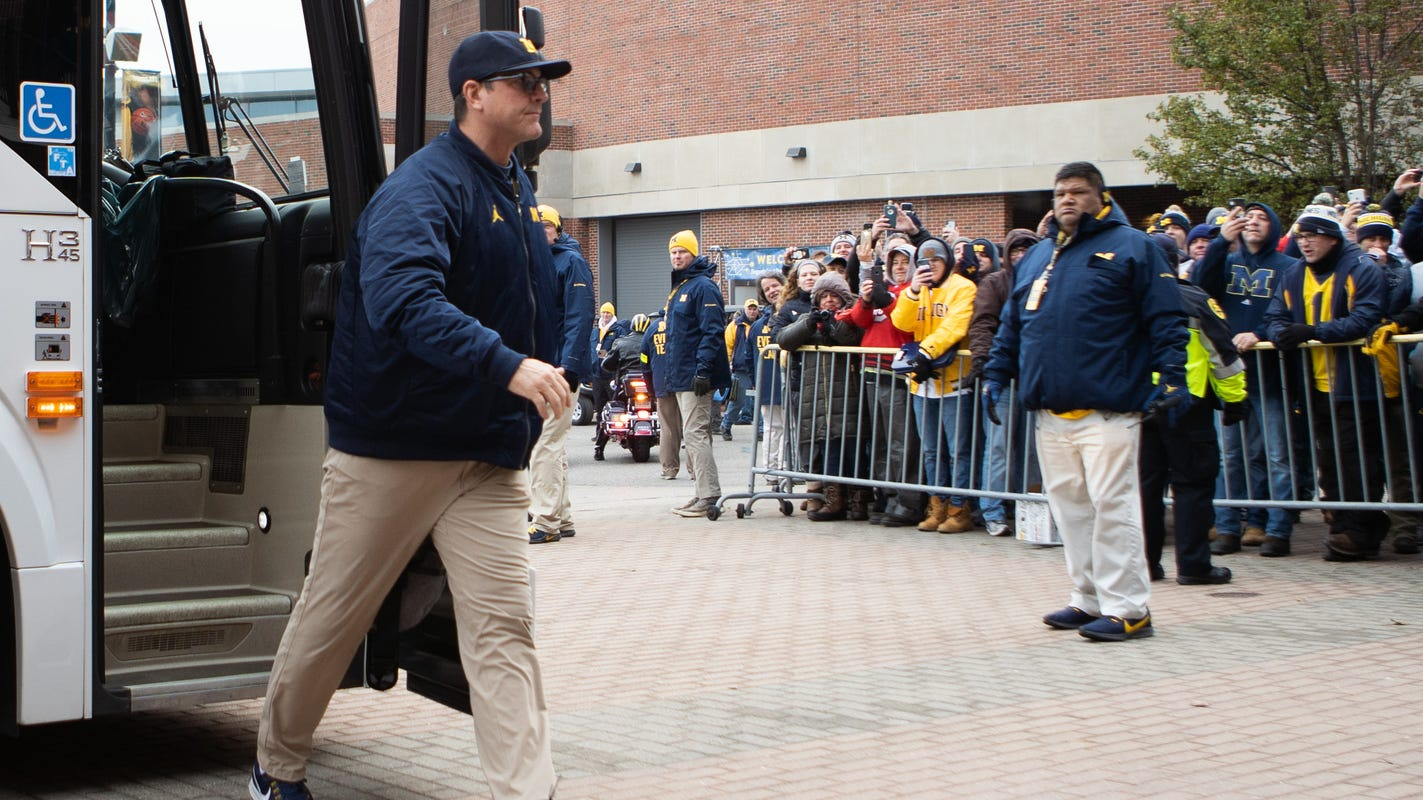 Jim Harbaugh's legacy more than Ohio State failure: Michigan football good, just not elite