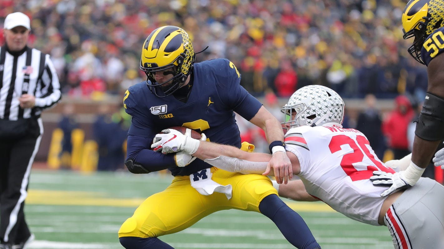 Mitch Albom: Michigan football's sickening reality: Ohio State is just better