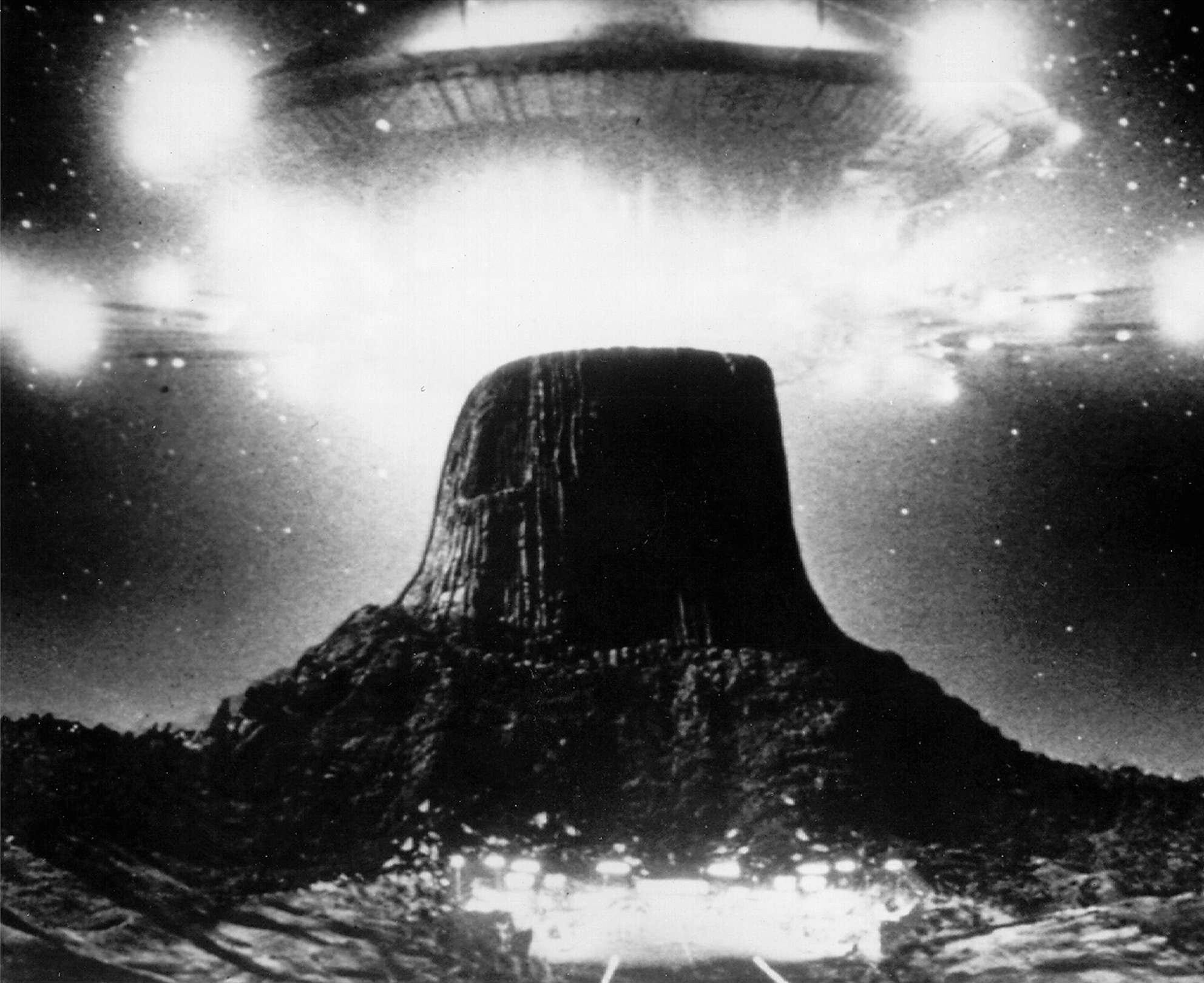 """1977's """"Close Encounters of the Third King"""" is among the films screening at the salute to Douglas Trumbull."""
