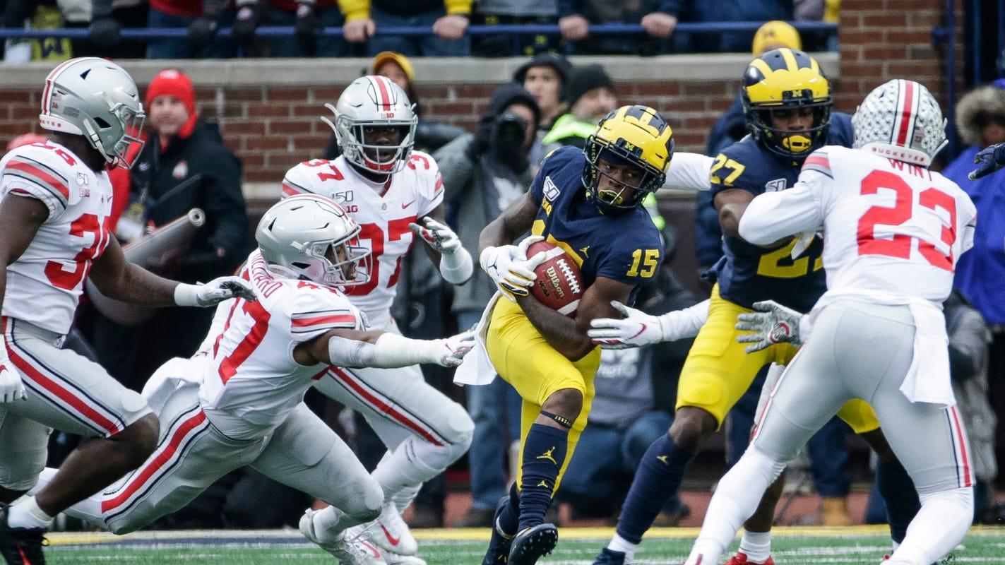 What can Michigan football do to fix its Ohio State problem? There aren't many options