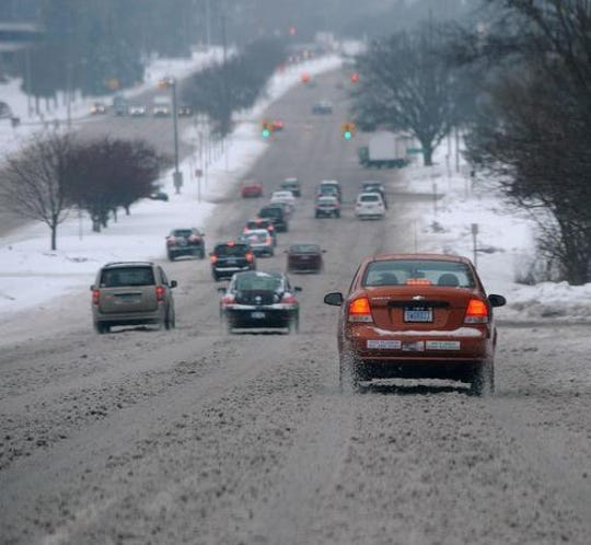 Subtle differences inprecipitationcould produce dramatically different conditions, said Rich Pollman, ameteorologist with the National Weather Service's White Lake Township office.