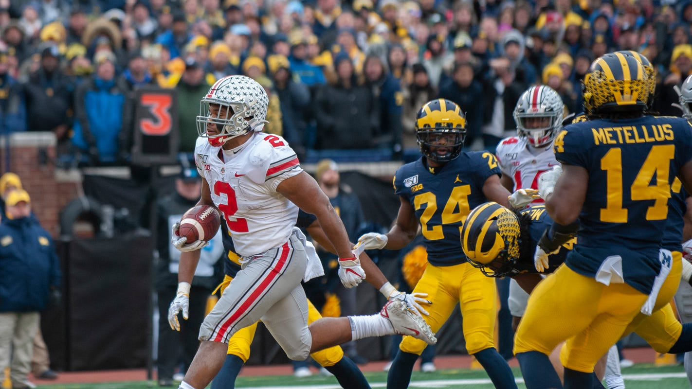 Battered and bruised: Buckeyes bash Wolverines once again