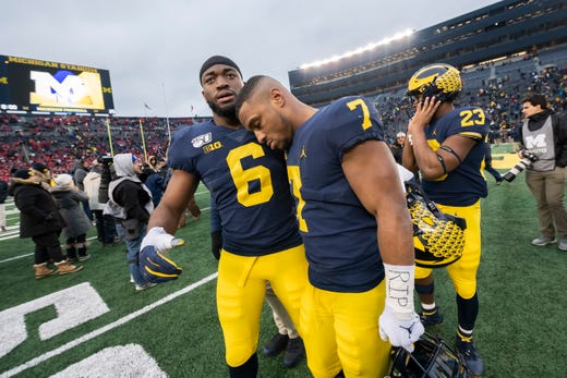 Live Updates Michigan Wolverines Vs Ohio State Buckeyes