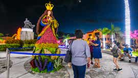 Open, closed for Santa Marian Kamalen Day