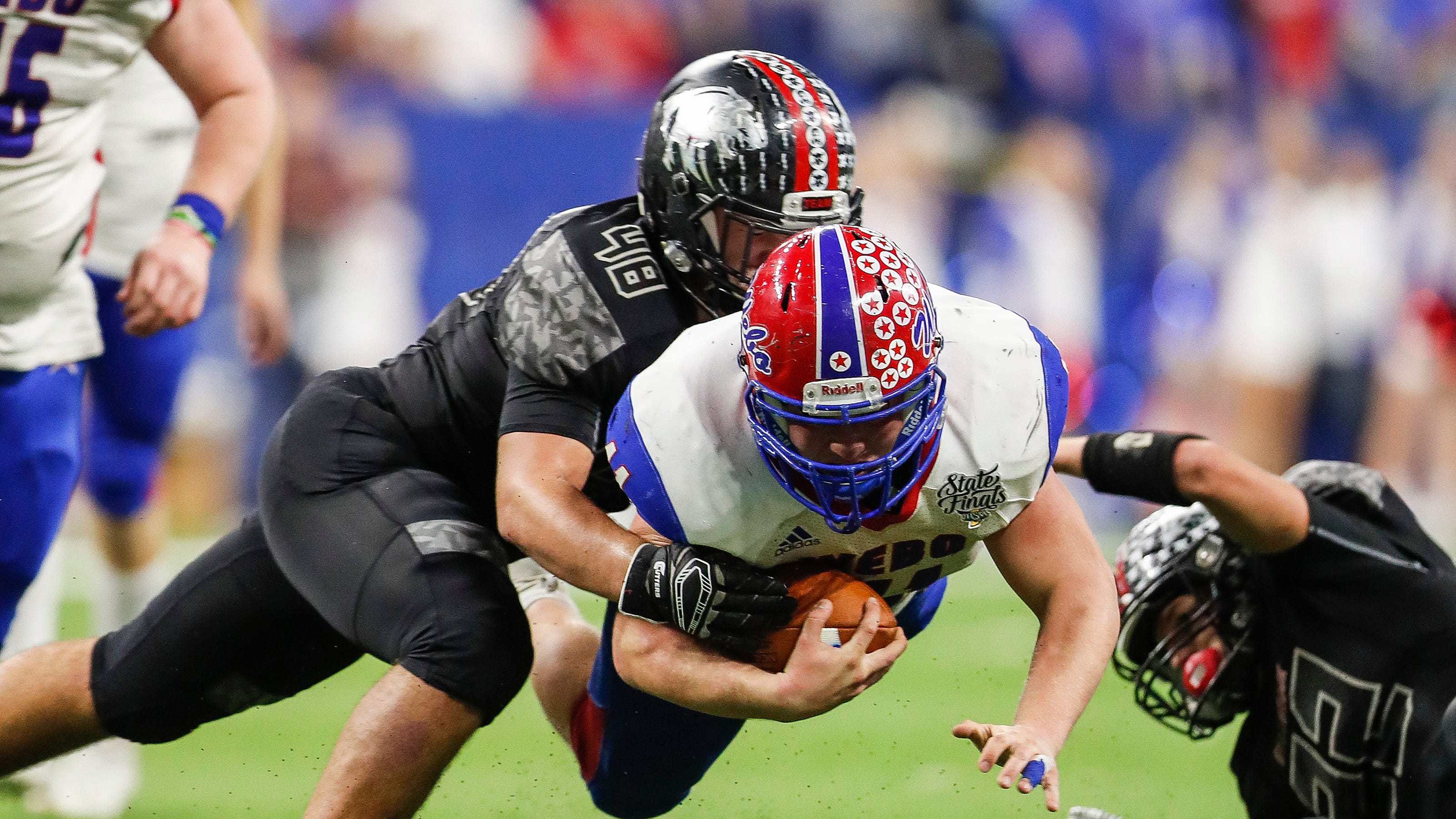Viewer's guide: How and what to watch in IHSAA playoffs in football, soccer, volleyball, tennis, cross-country
