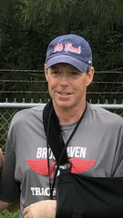 Shannon Knott, Brookhaven cross country head coach