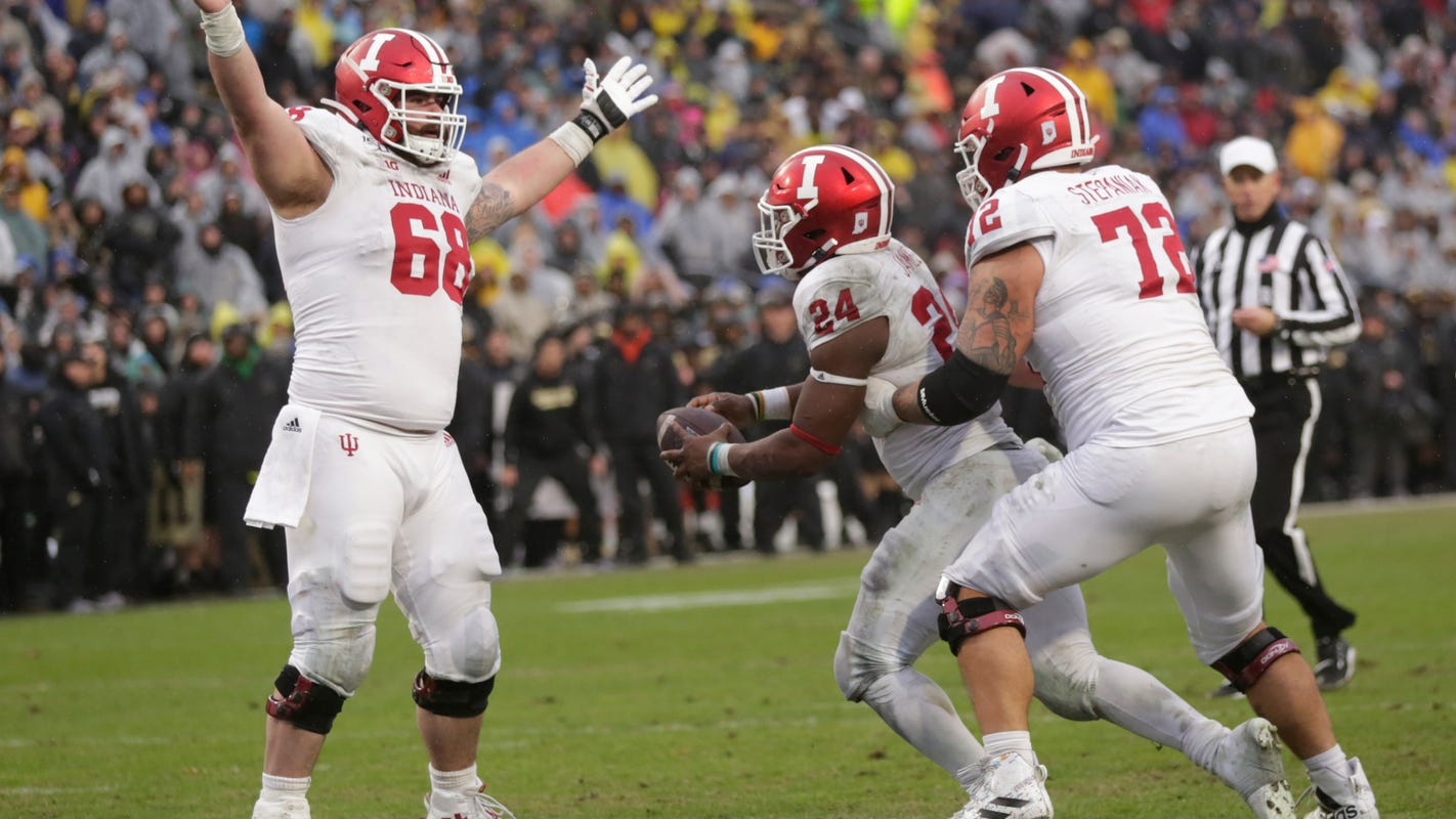 3 reasons Indiana football beat Purdue, 44-41, in Old ...