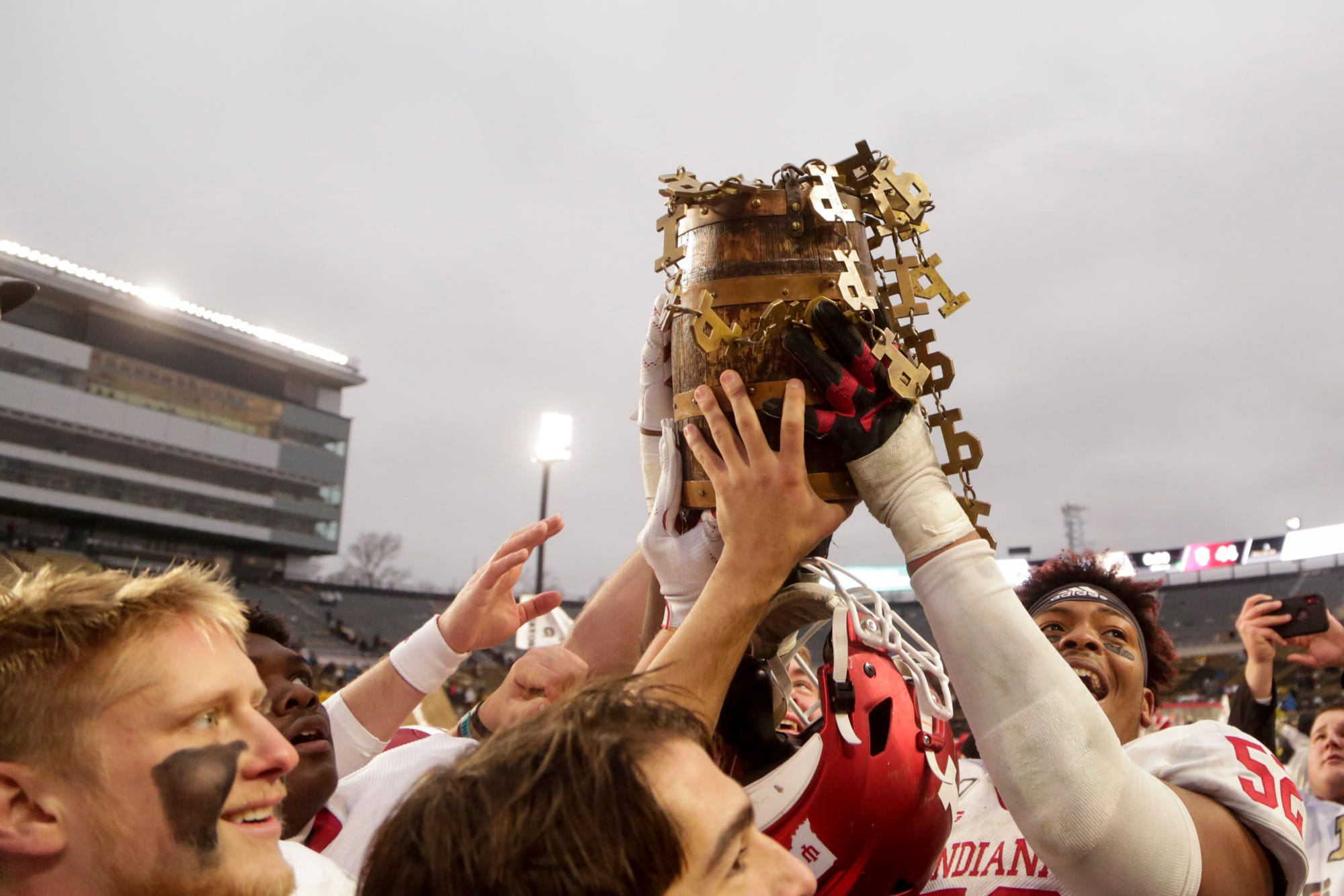 College football COVID-19 update: Indiana-Purdue game, Frisco Bowl called off