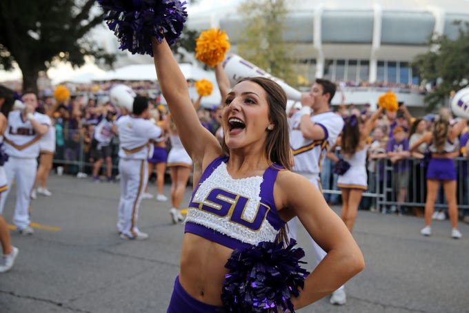 LSU vs. Texas A&M football video highlights, score
