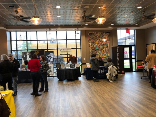 Chef Space, 1812 W. Muhammad Ali Blvd., in the Russell neighborhood hosted the West Lou Celebration put on Saturday, Nov. 30, 2019, by the Louisville Indepedent Business Alliance and other groups as part of Small Business Saturday.