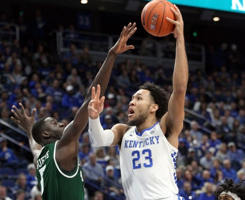 Kentucky basketball veterans lead Wildcats to win over UAB