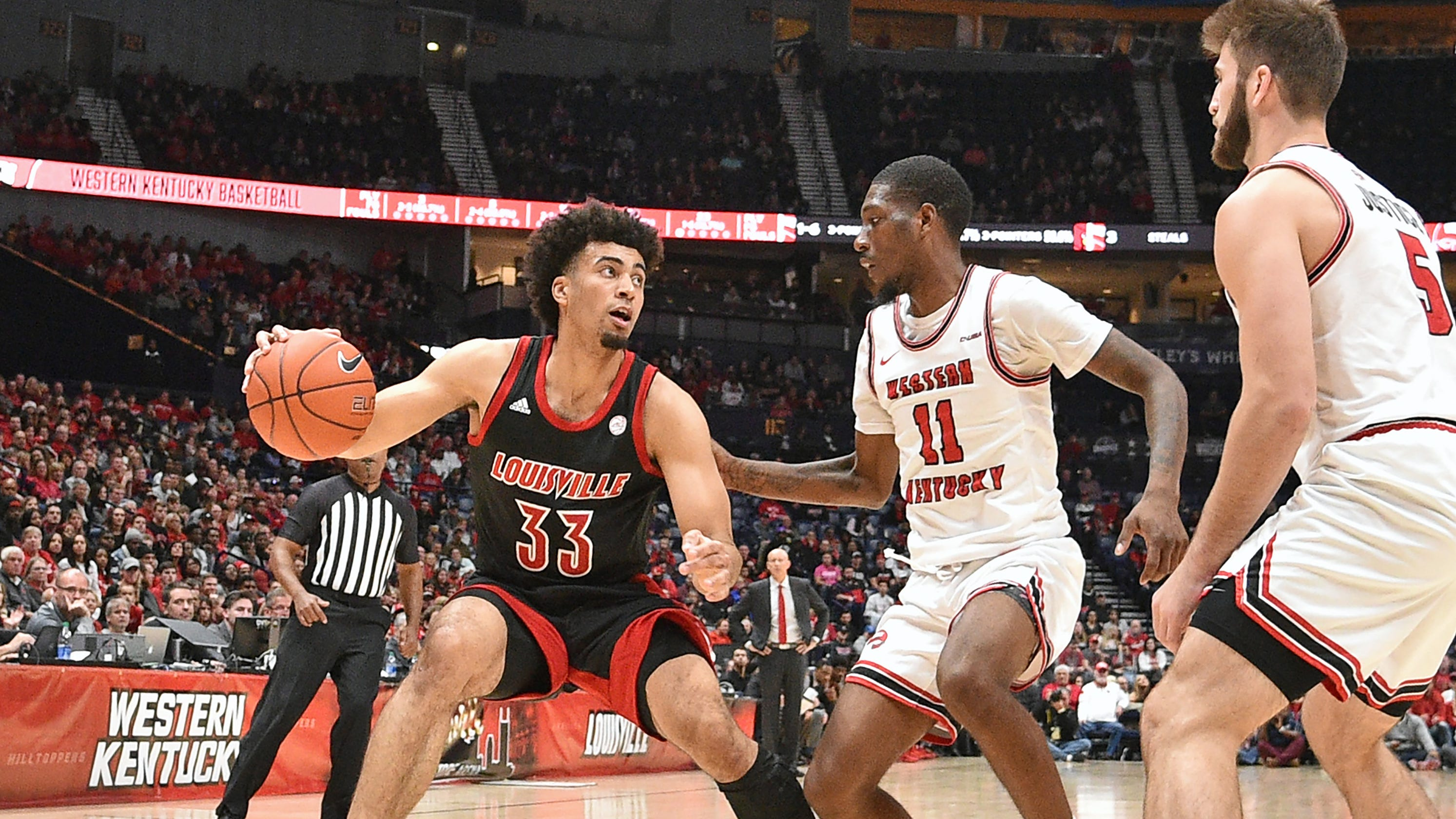 Louisville basketball: Men's basketball ranked No  1, women