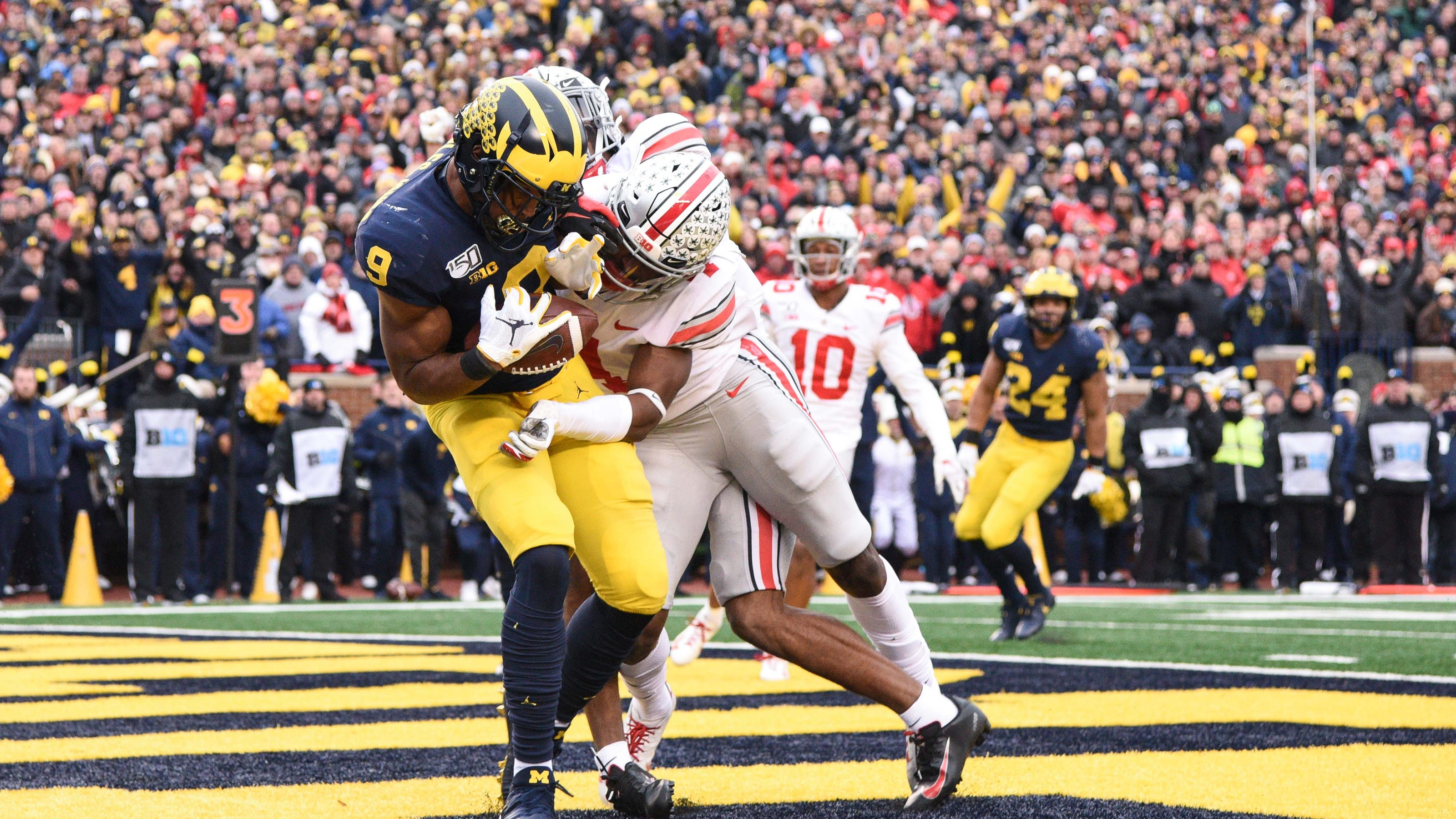 Ohio State-Michigan football game rescheduled for October