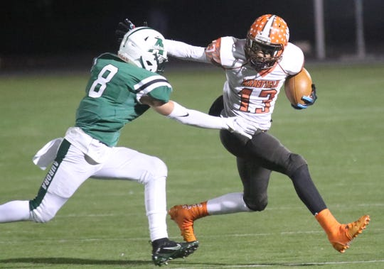 Mansfield Senior's Aveon Grose leads the Tygers with four interceptions and is just a sophomore.