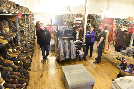 "The Boot Life was one of several businesses that offered discounts during ""Small Business Saturday."""