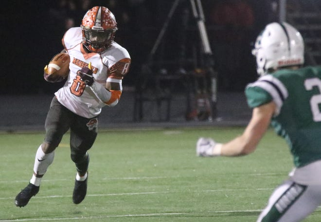 Mansfield Senior's Angelo Grose has the Tygers primed and ready to compete for a Division III state championship.