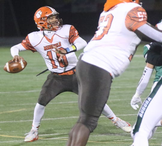 Mansfield Senior's Cameron Todd has been the difference-maker for the Tygers in 2019.