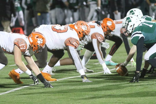 The Mansfield Senior Tygers will play Trotwood-Madison for a Division III state title at 3 p.m. on Friday at Tom Benson Hall of Fame Stadium.