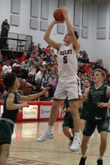 Shelby's TJ Pugh is averaging 25-plus points a game through the Whippets' first two contests as they are 2-0 to begin the year.