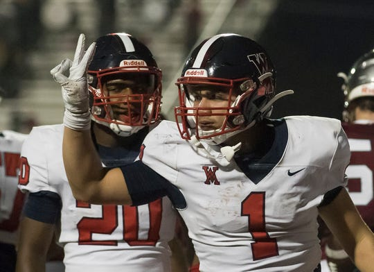 West Monroe's season came to an end against Destrehan falling 20-17 in the final seconds of the Class 5A quarterfinals in Destrehan, La. on Nov. 29.