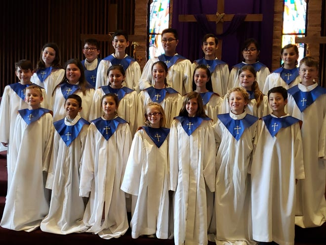 The Sacred Heart Church choir has been rehearsing ahead of their trip to the Vatican on Dec. 26 to perform during mass.
