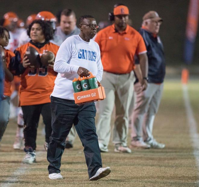 Gaither vs Escambia playoff football game at Escambia High School in Pensacola on Friday, Nov. 29, 2019.