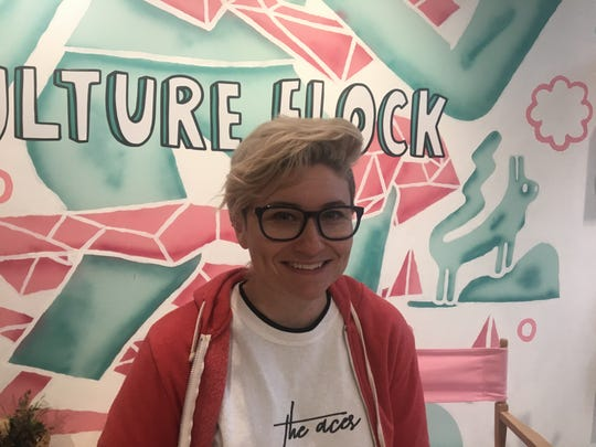 "Summer Trottier, owner of Culture Flock in Springfield's Galloway neighborhood, had a ""pretty steady"" Black Friday, Nov. 29, 2019, but expected much more traffic on Small Business Saturday."