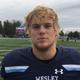 Wesley quarterback Drew Fry