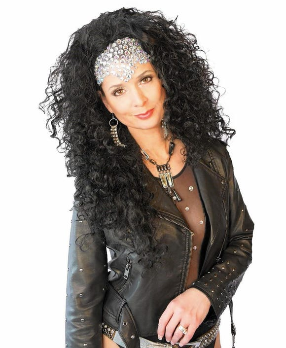 "Lisa McClowry stars as Cher in the tribute show ""The Beat Goes On"" Dec. 12 at the Suquamish Clearwater Casino Resort."