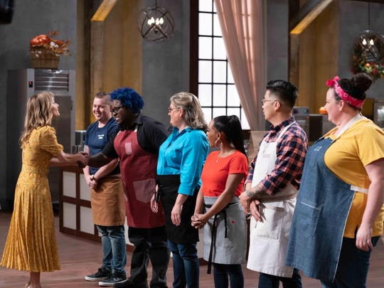 Christian Gill chef won Food Network's Ultimate Thanksgiving Challenge.