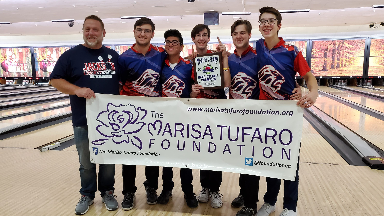 Jackson Liberty boys bowling team wins Marisa Tufaro Classic in dramatic fashion