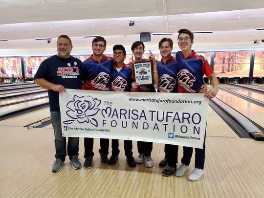 Jackson Liberty won the Marisa Tufaro Bowling Classic