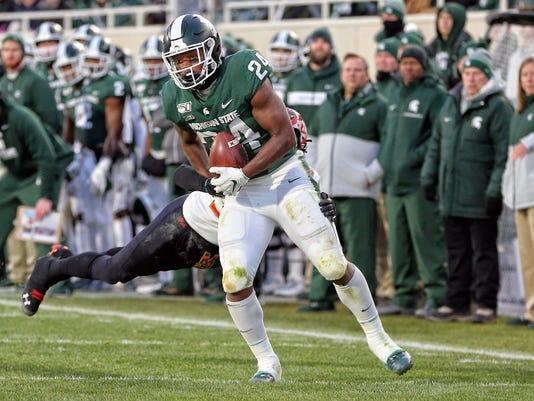 Michigan State Football Schedule 2019 Times Tv Results