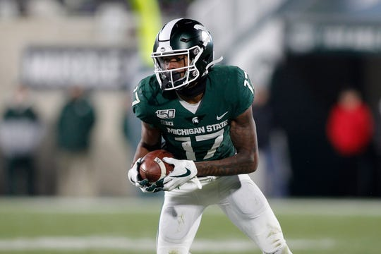Tre Mosley has played in the last five games, including a start against Illinois, guaranteeing he can no longer redshirt.