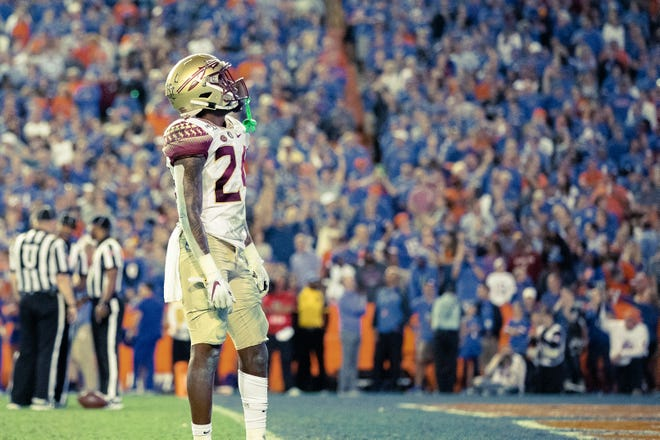 FSU allowed UF quarterback Kyle Trask to throw for 343 yards and three touchdowns.
